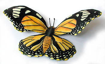 Monarch butterfly - www.butterflydecor.com